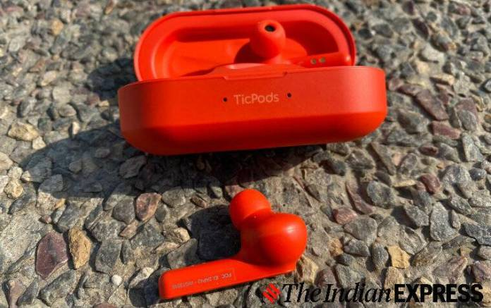 Mobvoi TicPods Free review, TicPods Free review, Mobvoi TicPods Free, TicPods Free, truly wireless earphones, Apple AirPods, Mobvoi TicPods Free vs Apple AirPods