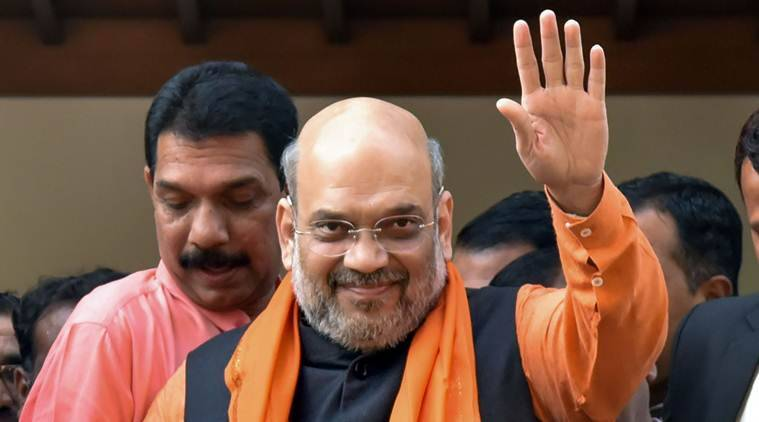 delhi assembly elections 2020 bjp, bjp rallies, amit shah rallies, delhi polls 2020, indian express news