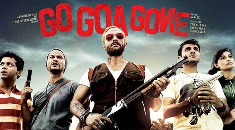 Go Goa Gone 2 Movie Download in 1080p,720p, 480p Leaked by Filmyzilla