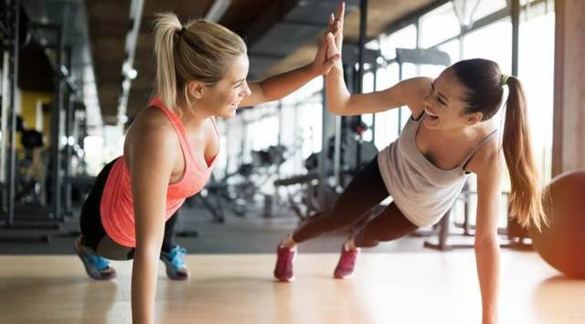 gym workout, beginner in the gym, gym workout diet, what to eat after gym, before gym, amateur gymming, tips for gymming, indianexpress.com, indianexpress,
