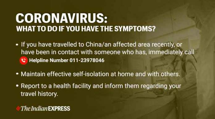 coronavirus, coronavirus indian express, coronavirus symptoms, coronavirus vaccine, coronavirus indian express