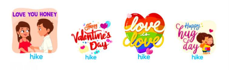 Valentine's Day, Valentine's Day stickers, WhatsApp Valentine's Day stickers, WhatsApp stickers, WhatsApp, Snapchat, Hike, Snapchat Valentine's Day filter, Snapchat love filter, Hike Valentine's Day filter