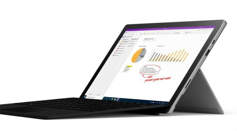 Microsoft, Surface Pro 7, Surface Pro 7 price in India, Surface Pro 7 Amazon India, Surface Pro 7 features, Surface Pro