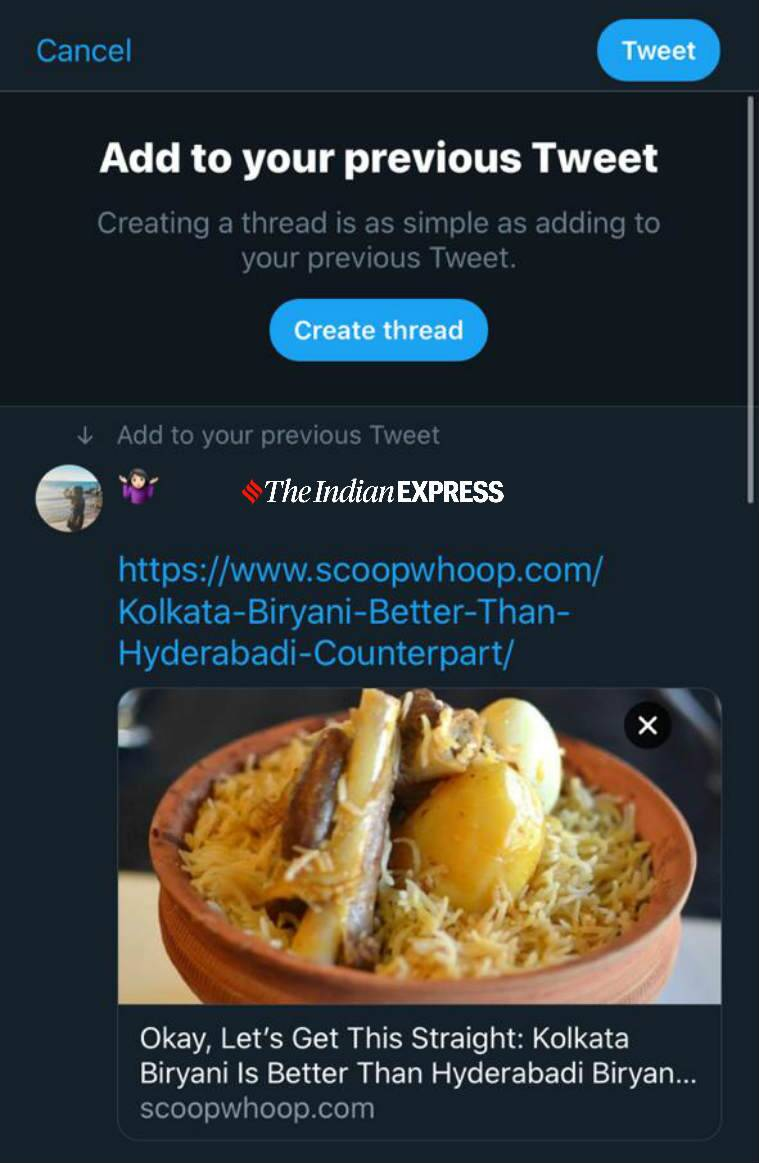 Twitter, Twitter thread, Twitter thread maker, Twitter update, Twitter new feature