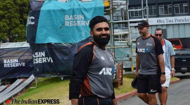 india vs new zealand, india vs new zealand 1st Test, ind vs nz, india vs new zealand test series, ajaz patel, new zealand ajaz patel, ajaz patel bowling, cricket news