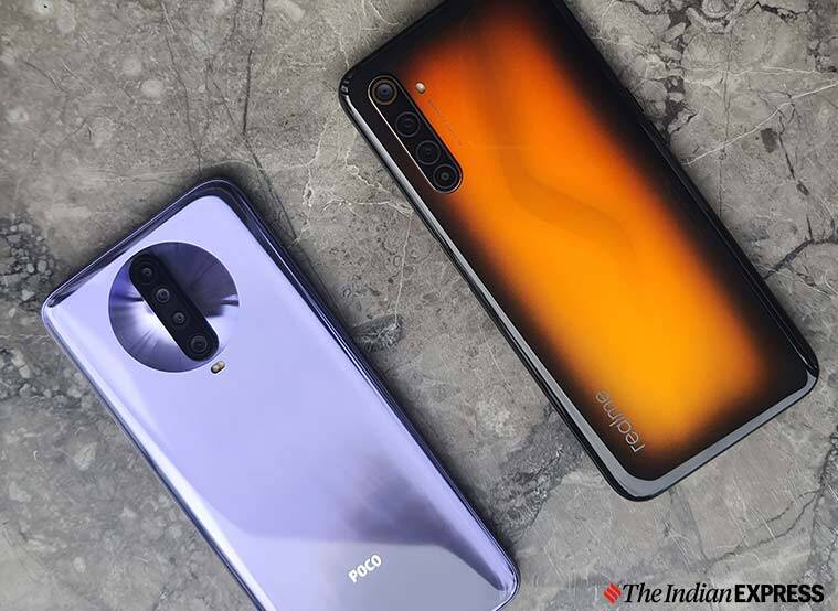 Realme 6 Pro vs Poco X2, Poco X2 vs Realme 6 Pro, Realme 6 Pro, Poco X2, Realme 6 Pro specifications, Poco X2 specifications