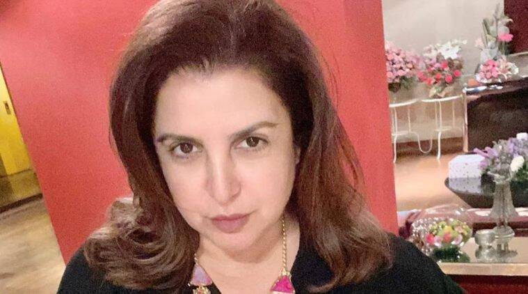 Filmmaker Farah Khan urges celebs to 'stop posting workout videos'