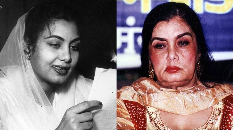 Veteran Bollywood actor Nimmi passes away