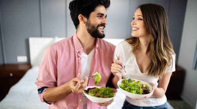 vegetarians, non vegetarians, better sex, study, health, indian express news