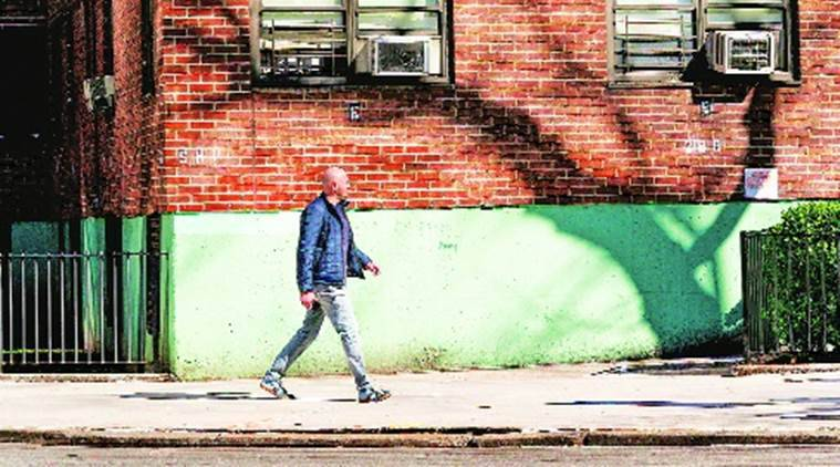 New York City, going for a walk in New York City, coronavirus, staying health, health, indian express, indian express news