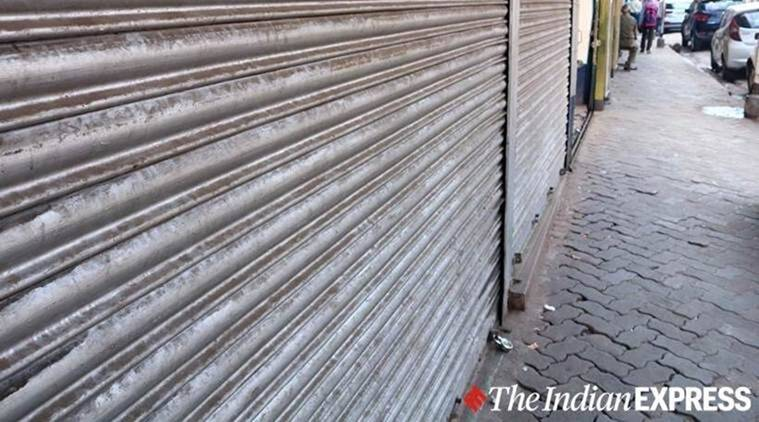 lockdown 12 9 - Shopkeepers keen to open, but fear of infection looms