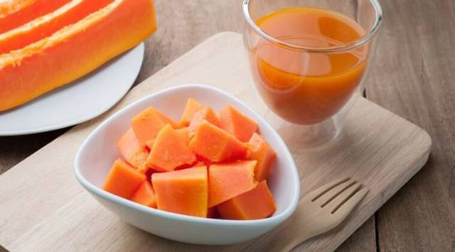 papaya, papaya on empty stomach, papaya benefits, indianexpress.com, indianexpress, papaya fruit, how to have papaya, papaya recipes, foods on empty stomach,