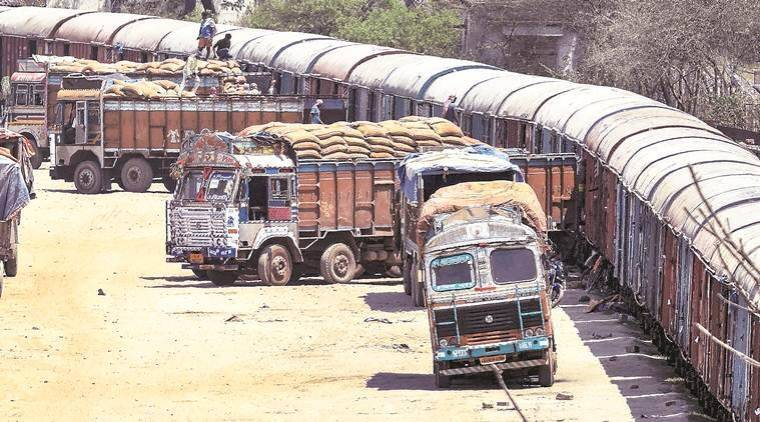 Truck operations resume in AP, owners flag curbs on movement of non-essential commodities