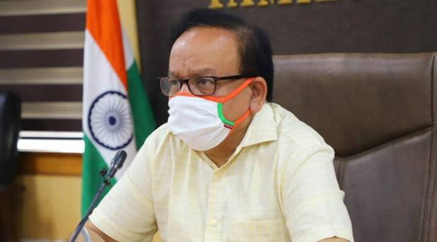Given our constraints, India handled Covid-19 situation very maturely: Dr Harsh  Vardhan | India News,The Indian Express