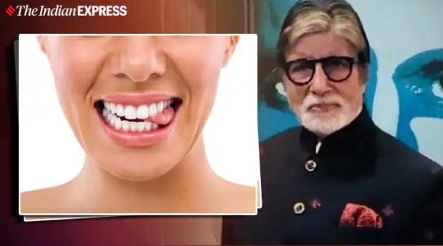 amitabh bachchan, tongue biting
