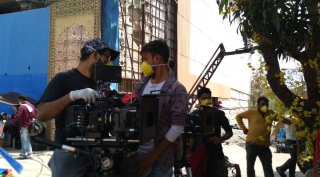 Indian TV industry shooting during unlock