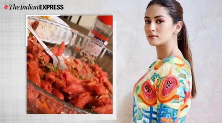 Mira Kapoor, pasta sauce recipe