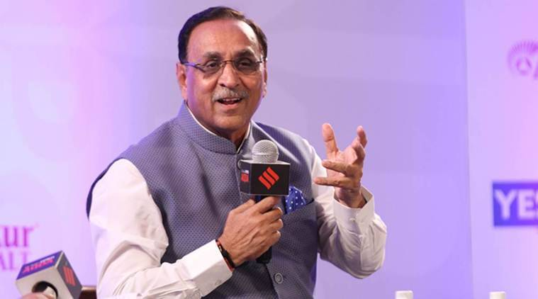 vijay rupani - Assembly By-elections Gujarat BJP appoints 16 in-charges for eight seats