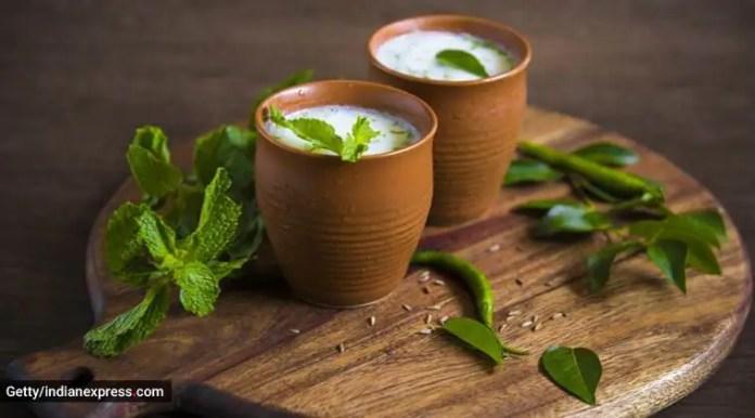buttermilk, health benefits of buttermilk, buttermilk in summers, how to make buttermilk, health news, indian express, indian express news