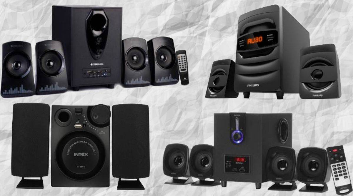Best 5 Computer Speakers Under Rs 3 000 Technology News The Indian Express