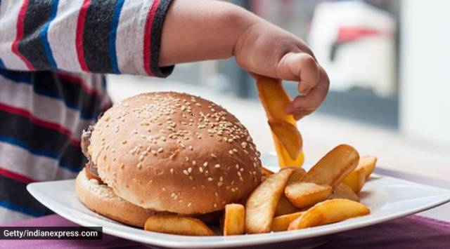 junk food, childhood obesity