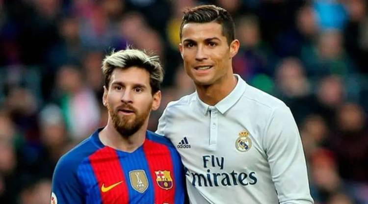 I guess so': Lionel Messi on passing to Cristiano Ronaldo if they play  together | Sports News,The Indian Express