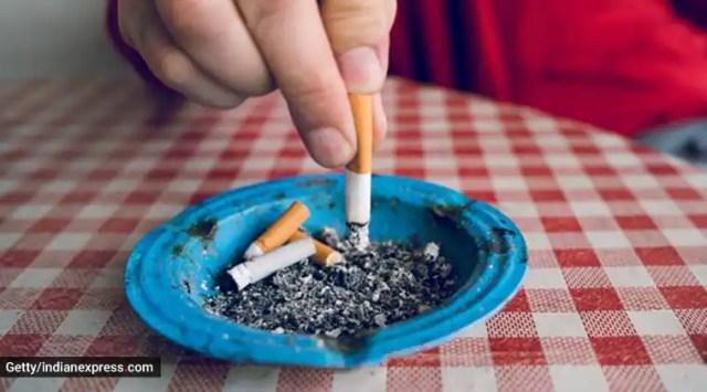 smoking, loneliness