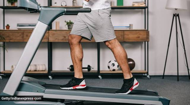 treadmill workout, exercise benefits