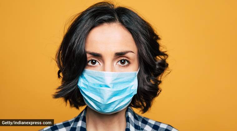 hand hygiene, face masks, face coverings, risk compensation, COVID-19 pandemic, poll, study, research, indian express news