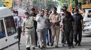 Vikas Dubey meeting case: Judicial panel releases UP Police