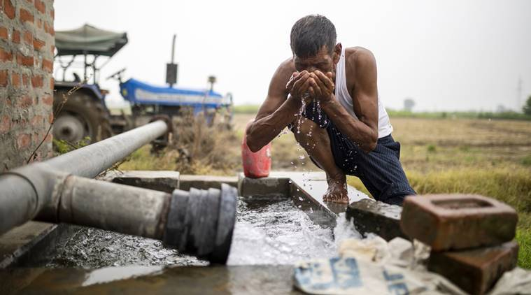 Indonesia's water and sanitation crisis with a population of 264 million people, indonesia is the fourth most populous country in the world and claims southeast asia's largest economy. Water Crisis Is Becoming A Problem For Centre India News The Indian Express