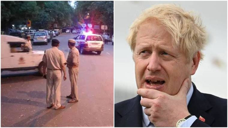 Delhi: 3-hour search by cops after woman mails UK PM Boris Johnson about  suicide | Cities News,The Indian Express