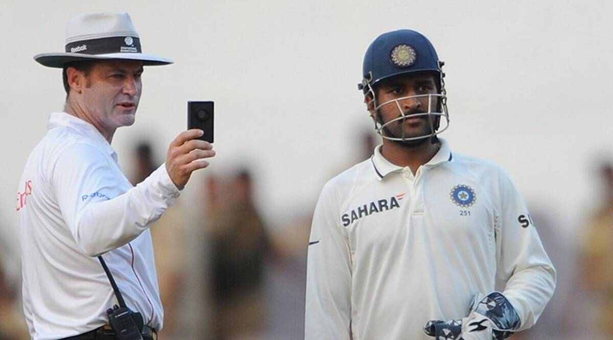 When MS Dhoni's reaction to a suspension threat blew Simon Taufel away