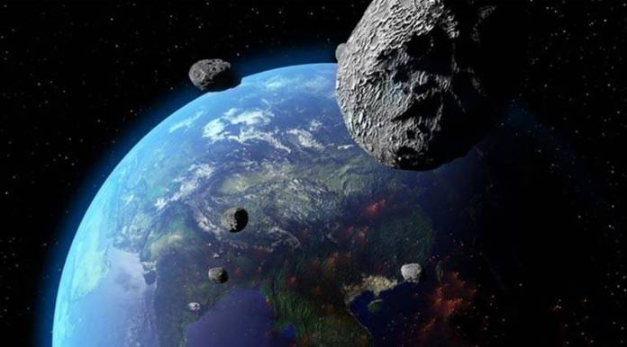 Colossal asteroid may crash into the Earth in 2068 | Technology News,The  Indian Express