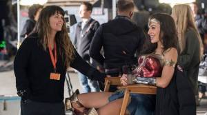 Patty Jenkins, gal gadot, wonder woman 1984, Patty Jenkins wonder woman 1984