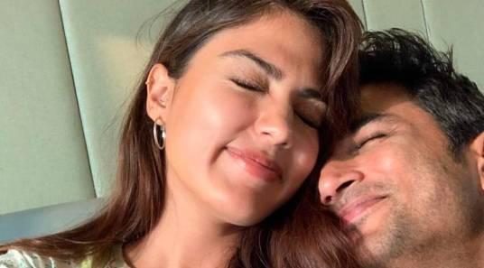 Was not living off Sushant's money, we were living like a couple: Rhea  Chakraborty | Entertainment News,The Indian Express