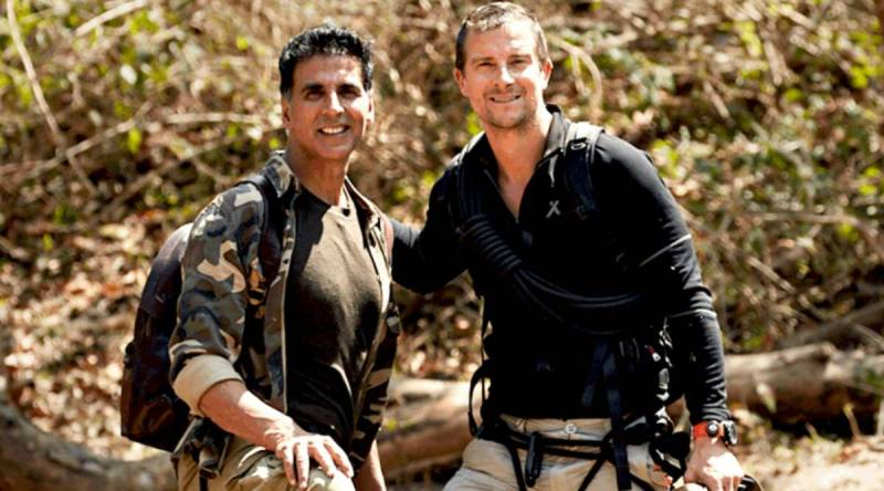What to expect from Into The Wild With Bear Grylls And Akshay Kumar |  Entertainment News,The Indian Express