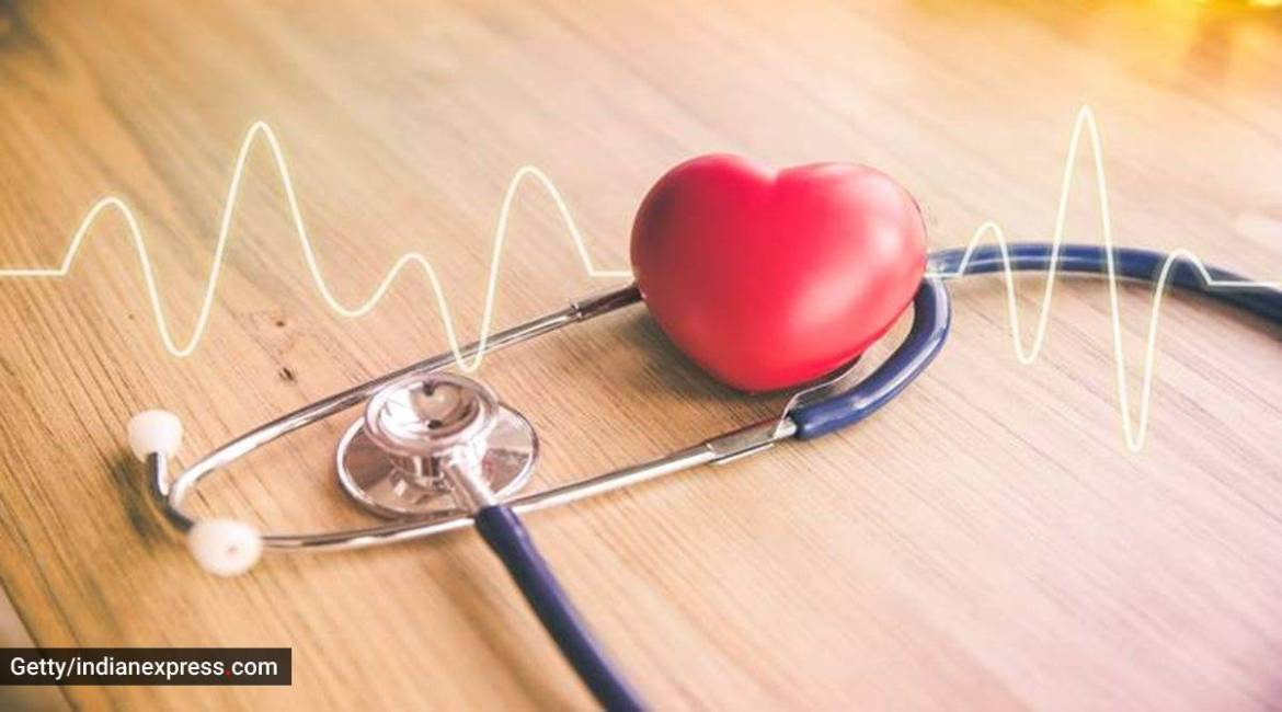 world heart day, world heart day 2020, heart attack symptoms in women, healthy heart tips, indian express lifestyle