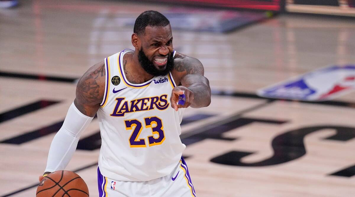lebron LeBron James makes All-NBA team for record 16th time