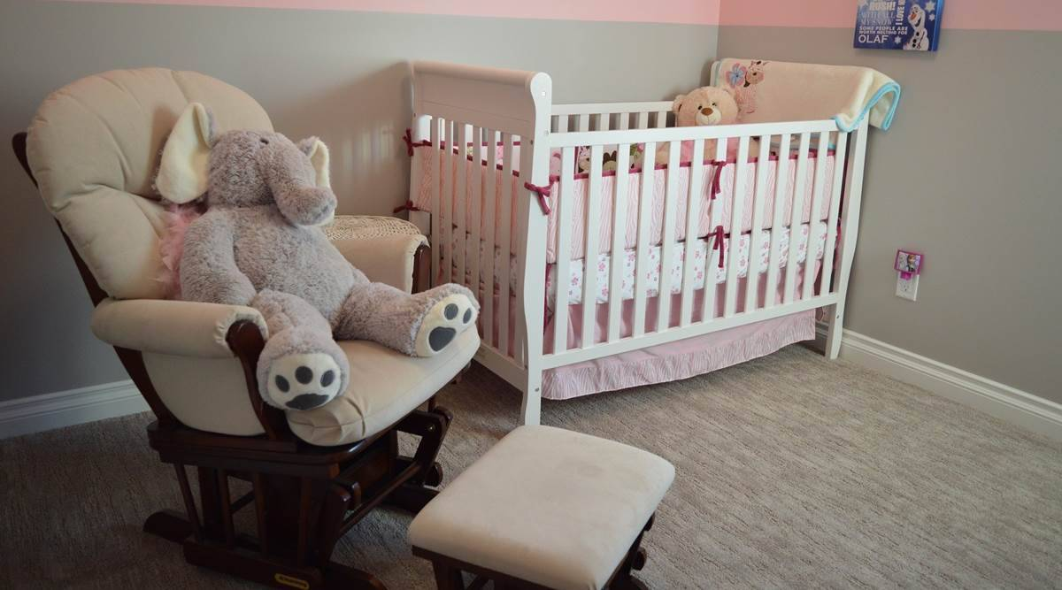 Baby On The Way Here Are Some Ways To Set Up The Nursery Parenting News The Indian Express