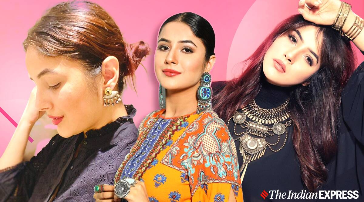 shehnaaz gill 2 You will love Shehnaaz Gill's accessories collection; check it out here