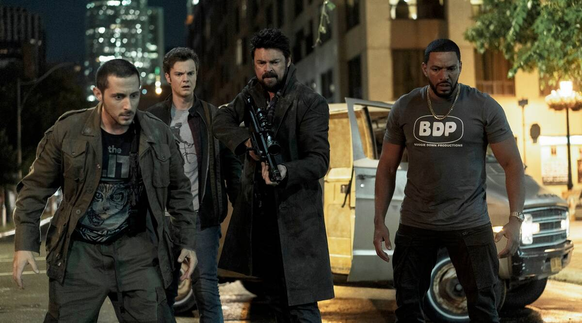 The Boys season 2 review: Karl Urban's TV series is an absolute humdinger