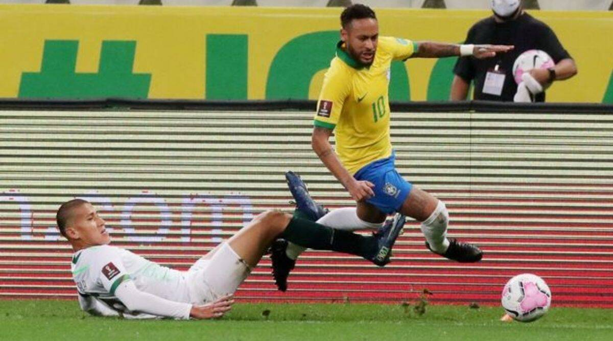 World cup qualifiers, Neymar, brazil