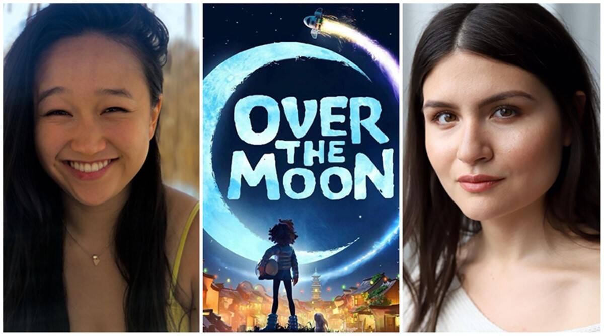 Cathy Ang, Phillipa Soo on playing Chinese characters in Over the Moon: It's validating