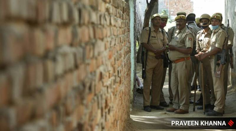 Hathras 19 1 - Making the cop accountable