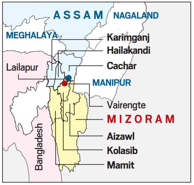 assam mizoram, assam mizoram border, assam mizoram border dispute, assam mizoram border clash, assam mizoram news, assam mizoram border news, assam mizoram border issue, assam mizoram border clash, assam mizoram border issue news, assam mizoram border tension