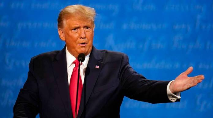 Donald Trump, trump on India, India is filthy remark, Trump India china, trump on India air, Climate change, Paris accord, Joe Biden, trump Biden debate, Us elections 2020, world news