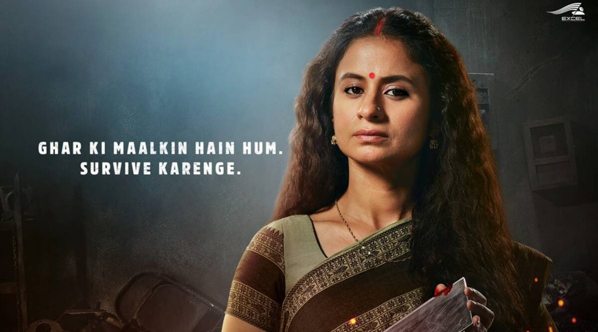 Rasika Dugal: Beena is as manipulative as she was in Mirzapur Season 1