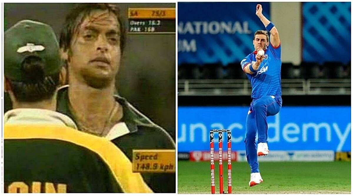 bowler speed 'In past 150 was routine ball speed': Rashid Latif after Anrich Nortje bowls fastest ball in IPL history