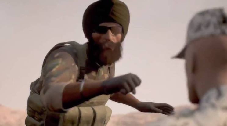 FAU-G game teaser shows glimpses of Galwan Valley episode   Technology  News,The Indian Express